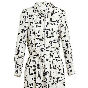 Chloe dalmatian dress